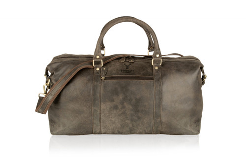 Antique Travel Holdall
