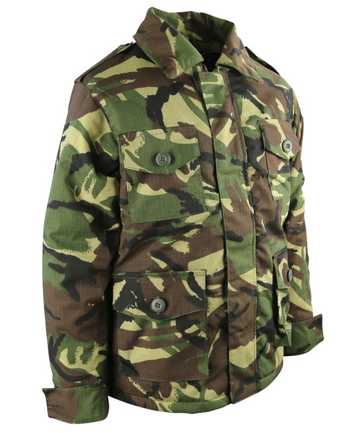 Kids Safari Jacket - DPM