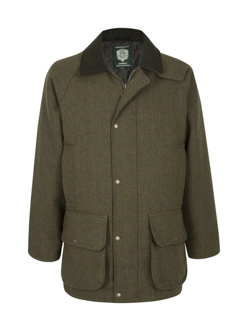 Portmann Malvern Mens Tweed Jacket