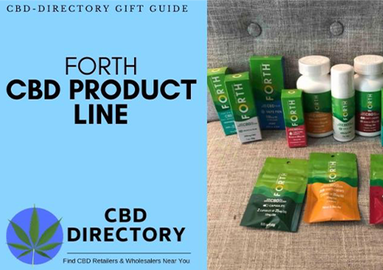 2020 Holiday CBD Gift Guide