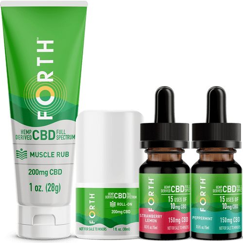 CBD Sampler Pack