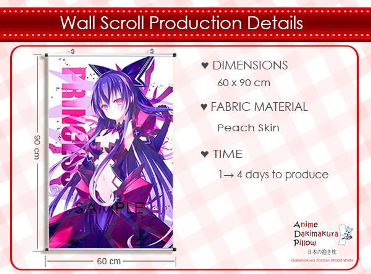 Anime Poster Fate Tamamo no mae Wall Scroll Custom Home Decor Cos Otaku 60*90cm