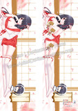 ADP Kurumi Tokisaki - Date A Live  Anime Dakimakura Japanese Pillow Cover ZMZ-00034