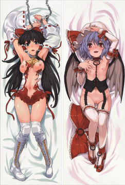 New Touhou Project Anime Dakimakura Japanese Pillow Cover TP12