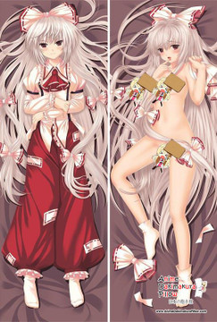 New Touhou Project Anime Dakimakura Japanese Pillow Cover TP55