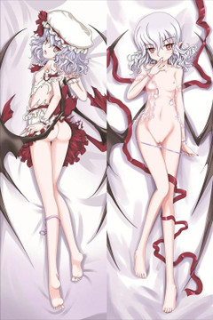 New Touhou Project Anime Dakimakura Japanese Pillow Cover TP64