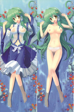 New Touhou Project Anime Dakimakura Japanese Pillow Cover TP89
