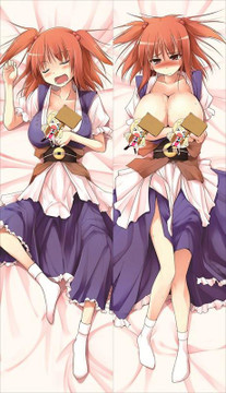 New Touhou Project Anime Dakimakura Japanese Pillow Cover TP96