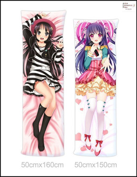 New Natsumi - Date - Live Anime Dakimakura Japanese Hugging Body Pillow Cover ADP17087-A