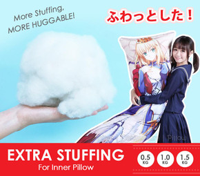 ADP Supreme Polyester Fiber Stuffing Non-Allergenic Pillow Filling