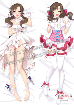 ADP Mamako Oosuki - Do You Love Your Mom and Her Two-Hit Multi-Target Attacks Anime Dakimakura Japanese Hugging Body Pillow Cover ADP911006