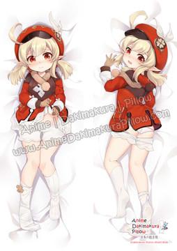 ADP Klee - Genshin Impact Anime Dakimakura Japanese Pillow Cover ADP20065-2