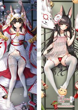 ADP Nagato - Azur Lane Anime Dakimakura Japanese Pillow Cover ADP20804