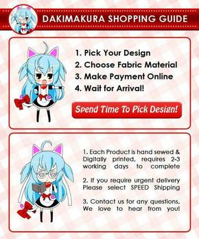 ADP Mashu Kyrielight Fate Grand Order Anime Dakimakura Japanese Pillow Cover YCDS596