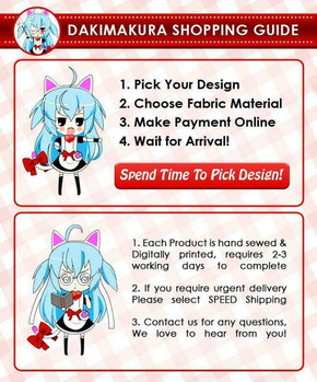 ADP Fatekaleid Liner Prisma Illya Anime Dakimakura Japanese Pillow Cover YCDS590
