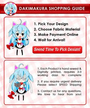 ADP Kisaragi - Azur Lane Anime Dakimakura Japanese Pillow Cover ADP201205