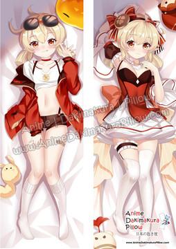 ADP Klee - Genshin Impact Anime Dakimakura Japanese Pillow Cover ADP-PC-21633