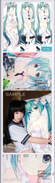 New Lost Universe Canal Vorfeed Anime Dakimakura Japanese Pillow Cover LU7