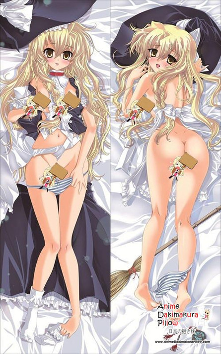 New Touhou Project Anime Dakimakura Japanese Pillow Cover TP84