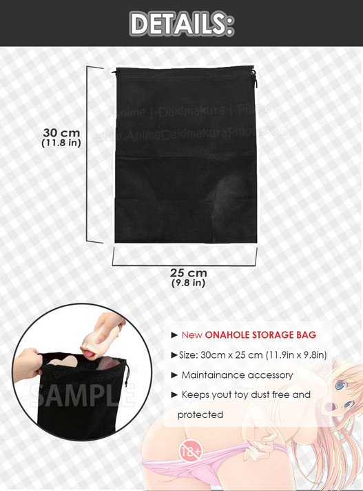 ADP Onahole Discrete Safety & Storage Bag バッグ OH-019
