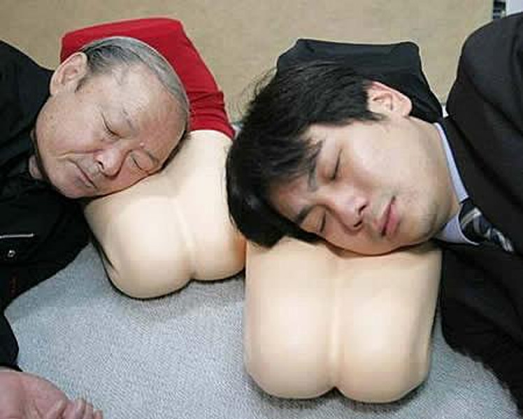 New Invention - Lap Pillows!