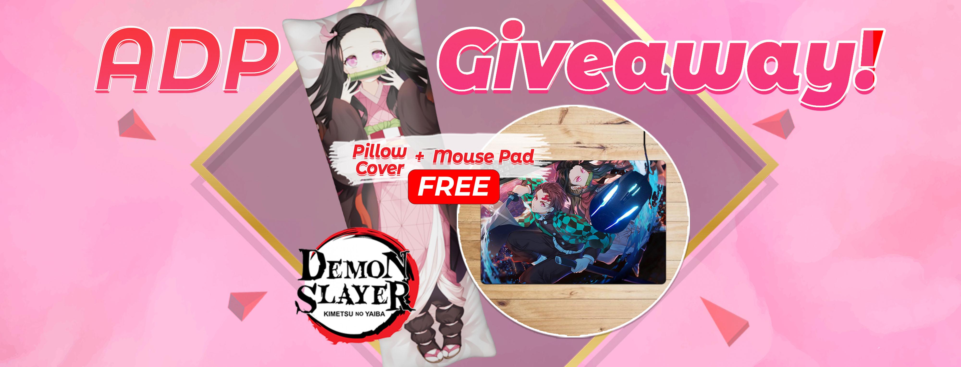 ADP Demon Slayer Giveaway