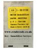 96322350 Daewoo - Chevrolet Matiz Immobiliser Box - Key Transponder Production - Immobiliser Bypass From ECU Decode Limited