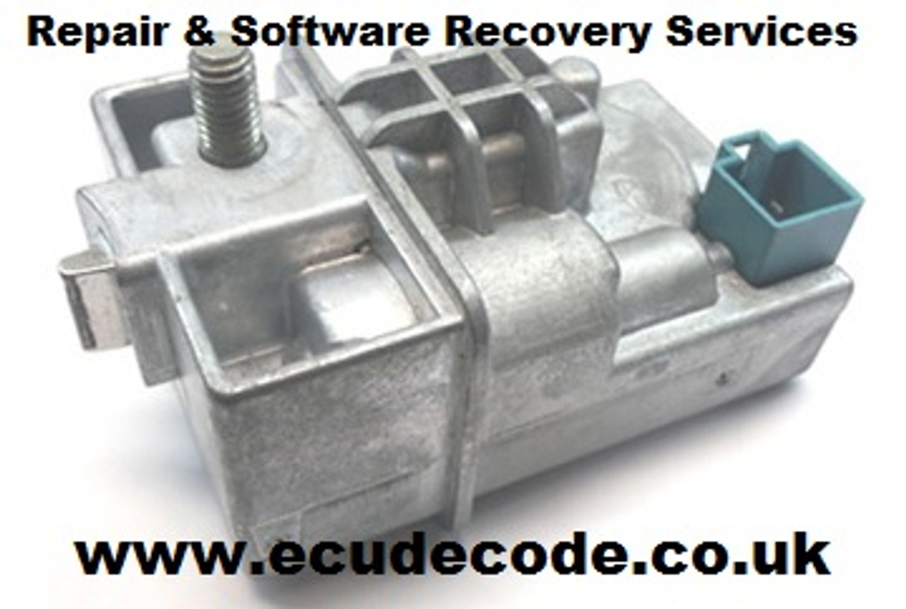Mercedes W204 Steering Lock Recovery, Matching , Repair & Emulator Services - ECU Decode Limited