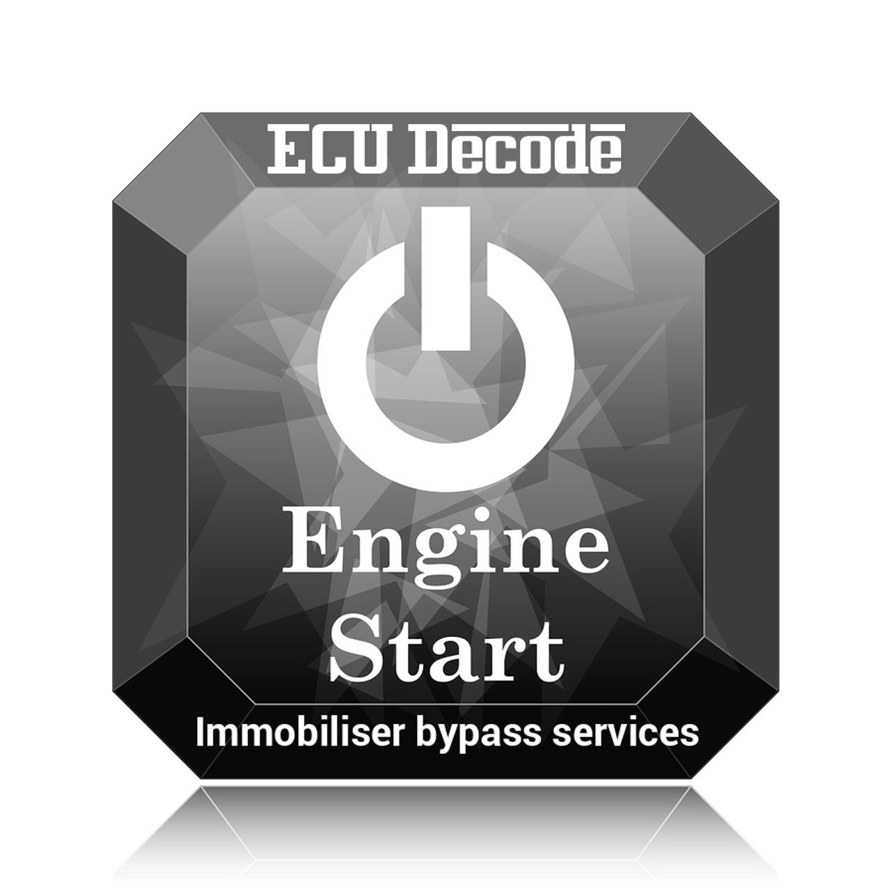 Chrysler Immobiliser Bypass - Immo Off Services  ECU Decode Tel 01373 302412