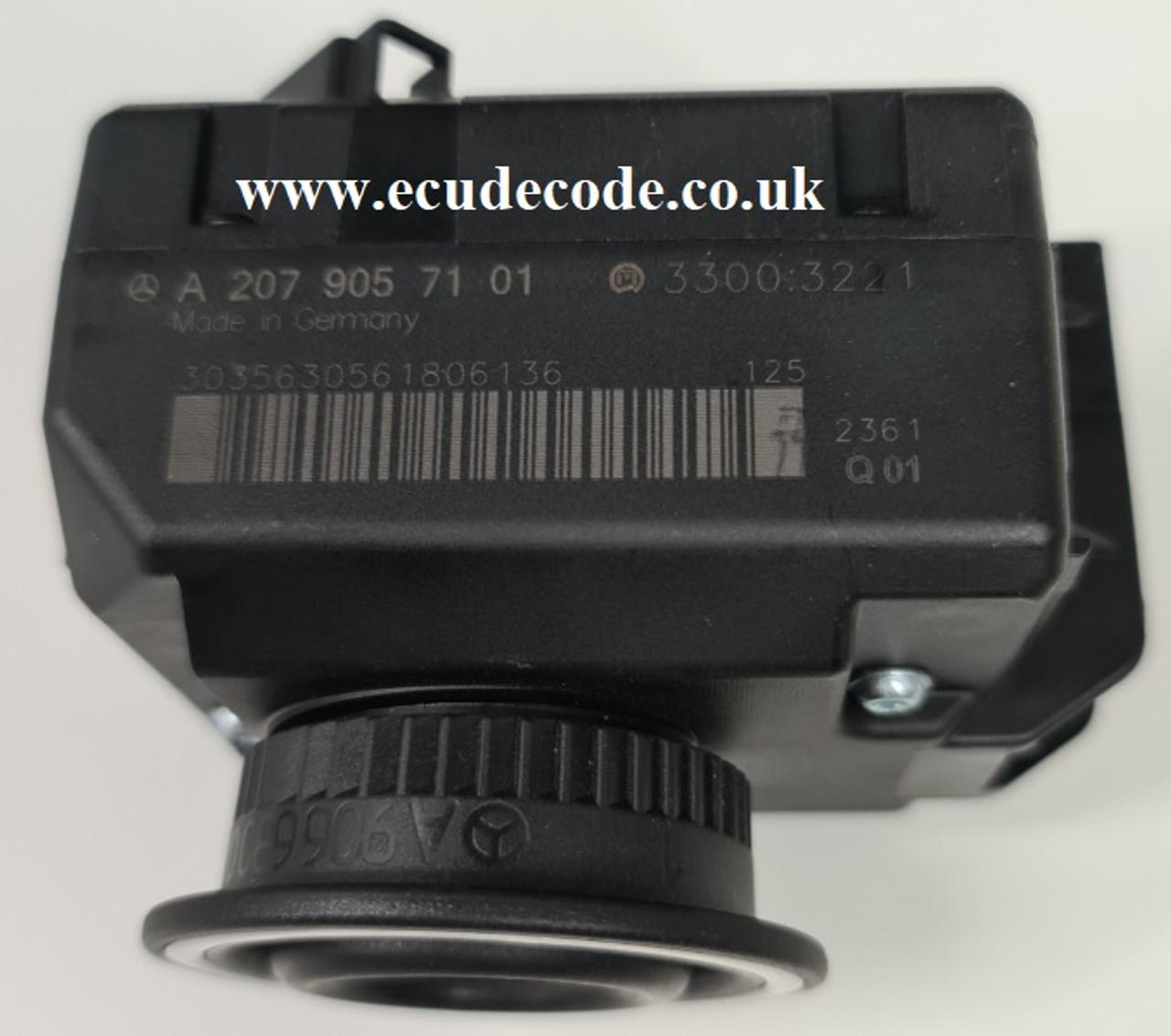 A2079057101 | A 207 905 71 01 | 3300.3201 | Mercedes Electronic Ignition Switch ( EIS ) with Cloning Service
