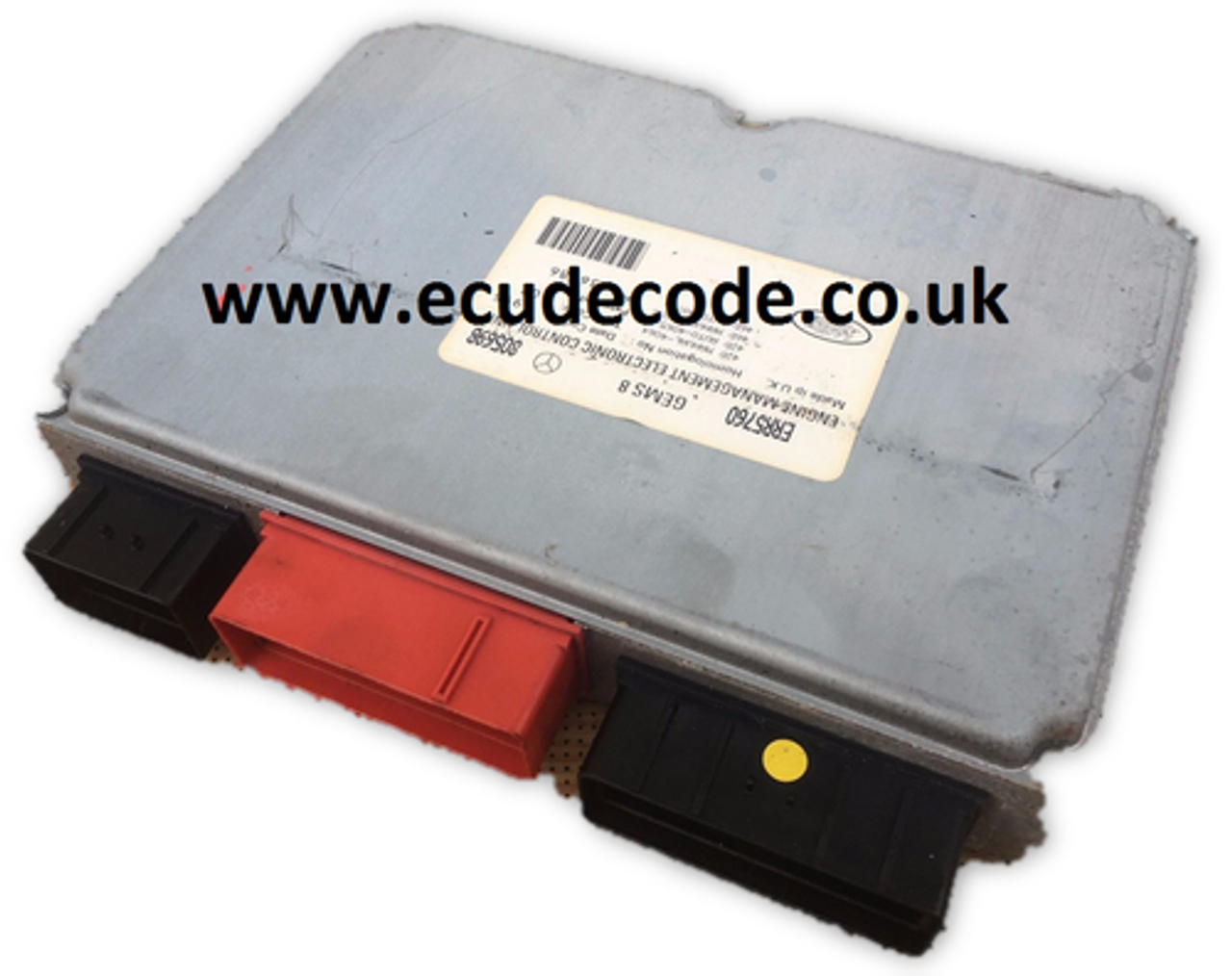 ERR5760 / GEMS 8.2 / 80569A / P38 Range Rover Petrol ECU Plug & Play.