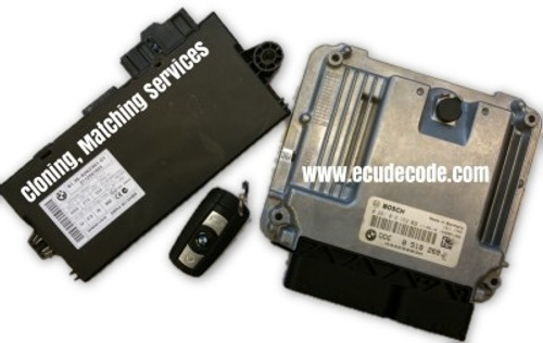 0281031002 0 281 031 002 13618580308, DDE8580308, EDC17C50, Bosch BMW Cloning, Matching ECU Service