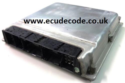 0281001445, 0 281 001 445, 13612247695, DDE2247695, EDC15M-6.1, Bosch BMW Clone Matching Decode ECU Service