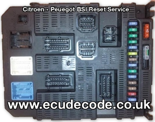 Johnson Controls 96640587800R BSI04EV K01-00 240707 Cloning - Reset - Pin Decoding services