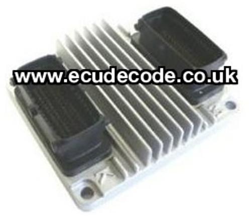 12214820 HSFI2.5 HSFI 2.5 DXBD Meriva - Decode Pin - Unlock For Matching