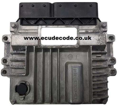 Delphi DCM3.7AP Vauxhall ECU Cloning & Decoding Services - ECU Decode Limited