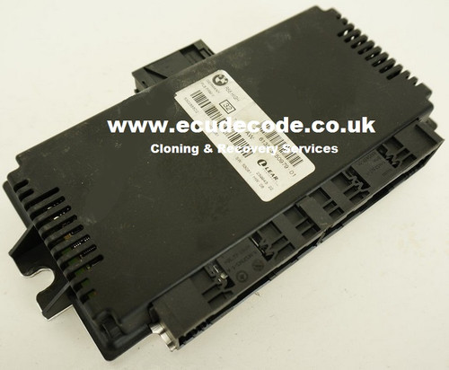 61353450979-01 / 61353450979 / 3450979 Footwell Module PL3 FRM 2 Mini R56 Cloning - Recovery Services From ECU Decode Limited.