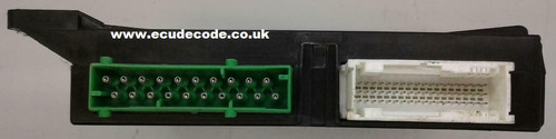 6976988 BMW Mini R50 / 52 / 53 BCM 6976988 Cloning Services From ECU Decode Limited - England Green & White Plugs