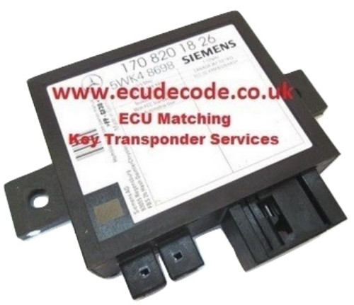 1708201726 5WK48697 Siemens Immobiliser Matching & Transponder Production Services From ECU Decode UK