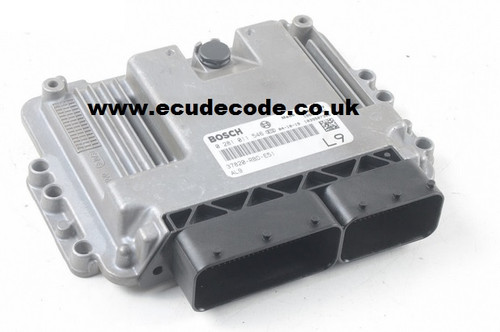 0 281 011 546, 0281011546, 37820-RBD-E15, AL9, EDC16C7, Accord 2.2, Cloning - Immobiliser Bypass Services