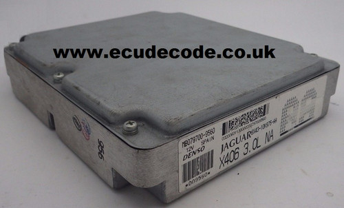 2X43-10K975-AN, MB079700-9660,JAGUAR X-TYPE 3.0 Litre ECU Cloning Service From ECU Decode - England.