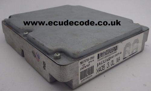 2X43-10K975-AN, MB079700-9660,JAGUAR X-TYPE 3.0 Litre ECU Cloning Service From ECU Decode - England.