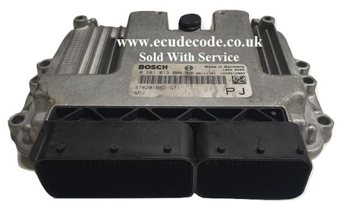 0281013008 | 0 281 013 008 | 37820-RBD-G71 | APJ | Honda Accord 2.2 CTDI Plug & Play