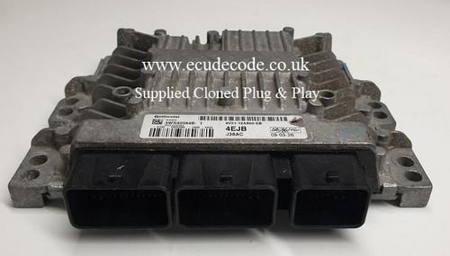 8V21-12A650-EB | 5WS40584B-T | 4EJB | SID206 | Ford Fiesta ECU Plug & Play From ECU Decode