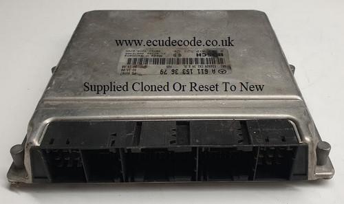 0281010523 | A6111533679 | CR2.39 | Mercedes Sprinter ECU Plug & Play Or Reset To New