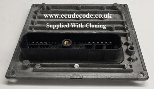 5M51-12A650-HG | S118944001 | SIM 29 Ford Focus 1.6 Plug & Play ECU From ECU Decode Westbury Wiltshire