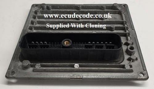 5M51-12A650-HG | S118944001 | SIM 29 Ford Focus 1.6 Plug & Play ECU From ECU Decode Westbury Wiltshire