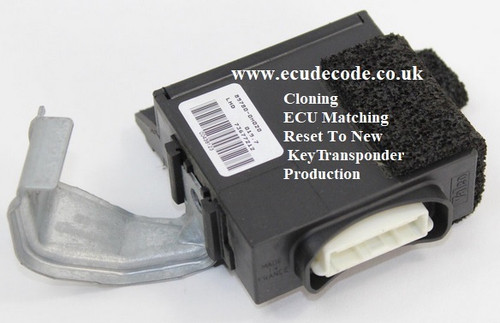 Citroen C1  | Peugeot 107 | Toyota Aygo Immobiliser Services From ECU Decode Westbury Wiltshire England