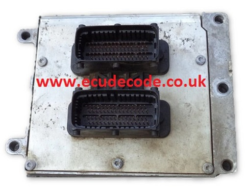 55353231 | S |Tronic 8 SAAB 9-3 B207L 2.0 Turbo Plug & Play ECU Services From ECU Decode UK