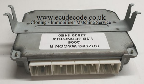 33920-84E0 | H0 | M13A MT 2WD | MB112200-6431 Suzuki Wagon R Plug & Play ECU - Clone Or Match To Immobiliser Box Ready To Start The Engine